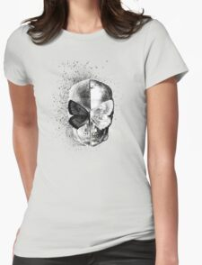 the afterlife Womens Fitted T-Shirt