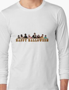 Greendale Halloween (Season 2) - Happy Halloween Long Sleeve T-Shirt