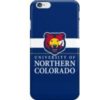 University of Northern Colorado / Colorado Flag iPhone Case/Skin