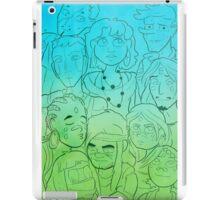 Post Siesta iPad Case/Skin