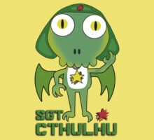 Sergeant Cthulhu (English version) by Anthony Pipitone