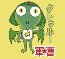 Sergeant Cthulhu (Japanese version) One Piece - Short Sleeve