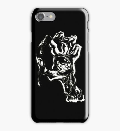 handed zombies iPhone Case/Skin