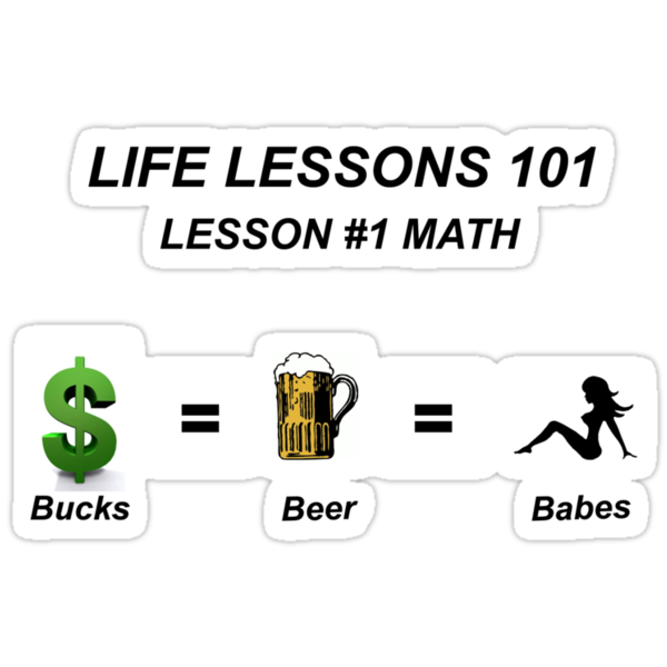 Life Lessons #1 Math by lili-feline