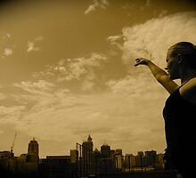 Kristi Wade Aerialist by Dancing in the Air ®