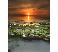 """Greenfield Sunrise"" ∞ Vincentia, NSW - Australia Photographic Print"
