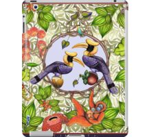 Jungle Acrobat by Ro London - Menagerie Collection iPad Case/Skin