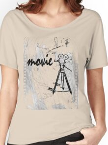 movie film Women's Relaxed Fit T-Shirt