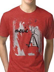 movie film Tri-blend T-Shirt