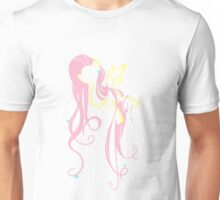Flowery Flutter Unisex T-Shirt