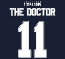 Team Smith (The Doctor Team Jersey #11) Kids Clothes