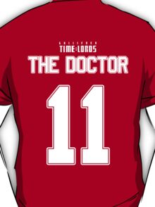 Team Smith (The Doctor Team Jersey #11) T-Shirt