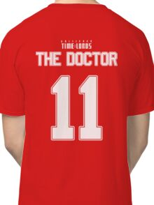 Team Smith (The Doctor Team Jersey #11) Classic T-Shirt