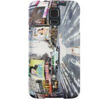 Yoga in Times Square, New York Samsung Galaxy Case/Skin