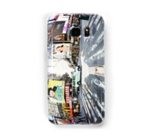 Yoga in Times Square, New York Samsung Galaxy Case/Skin