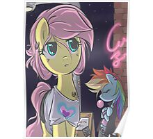 Freestyle Ponies Poster