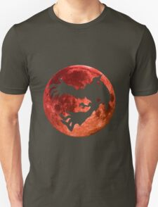 pokemon yveltal moon anime manga shirt T-Shirt