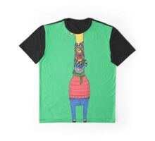 Scarf Lover Graphic T-Shirt