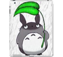 Totoro Raindrop iPad Case/Skin