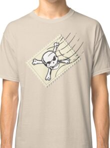 postage stamp Classic T-Shirt