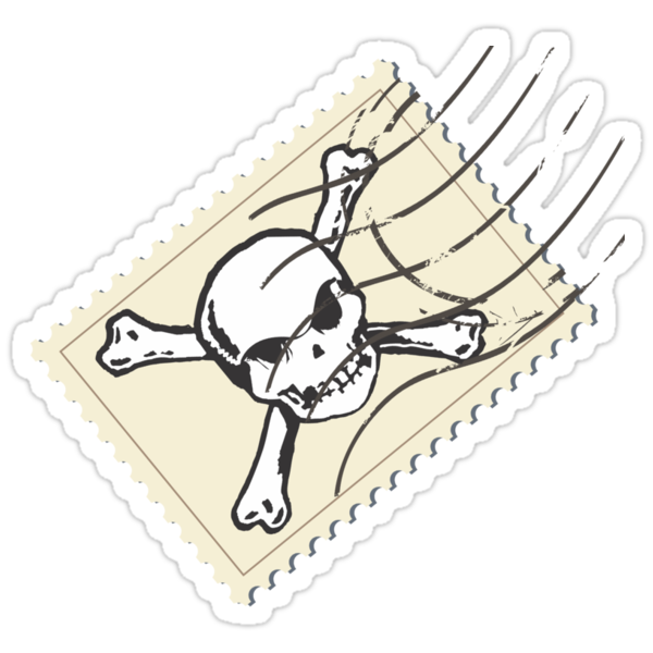 postage stamp by Nhan Ngo