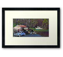Parker, Florida Framed Print