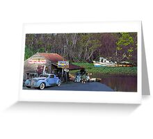 Parker, Florida Greeting Card