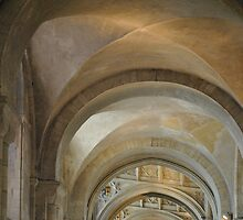 Norman Arches  # 2 by richard  webb