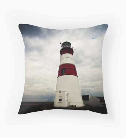 Red Herring Throw Pillow