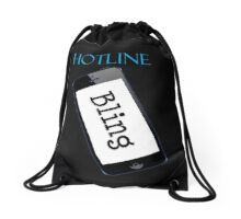 Hotline Bling Swag Drawstring Bag