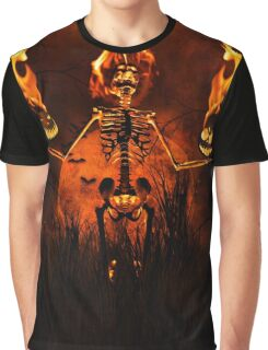 All Hallow's Eve Graphic T-Shirt
