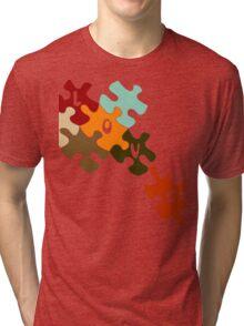Pieces of love  Tri-blend T-Shirt