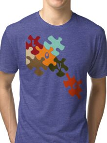 Pieces of love  Tri-blend T-Shirt