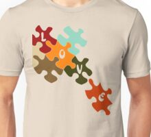 Pieces of love  Unisex T-Shirt