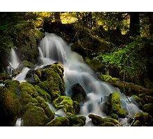 Cold Springs Falls Photographic Print