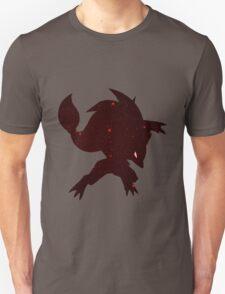 pokemon zoroark space anime manga shirt T-Shirt