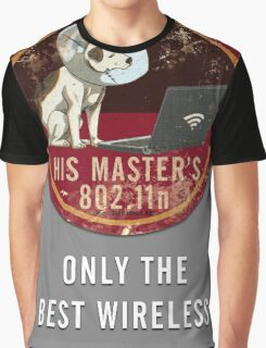 His Master's 802.11n Graphic T-Shirt