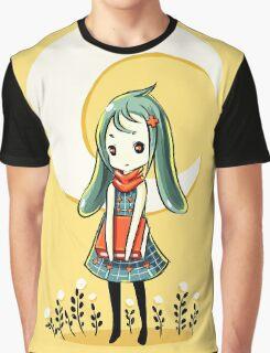 Bunny Girl Graphic T-Shirt
