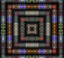 Kaleidoscope Kaleidoscope by Yampimon