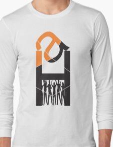 Monograms design Long Sleeve T-Shirt
