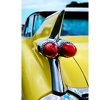 59 Caddy Fin Photographic Print