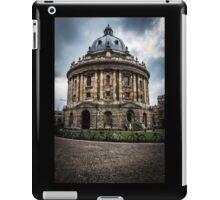 Oxford University's Radcliffe Camera iPad Case/Skin