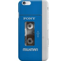 Cassette Player (Vintage Sony Walkman) iPhone Case/Skin