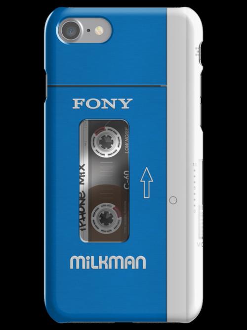Cassette Player (Vintage Sony Walkman) by abinning