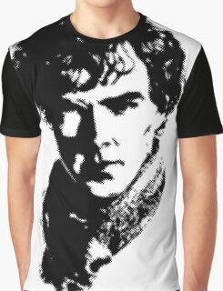Sherlock Retro Style Graphic T-Shirt