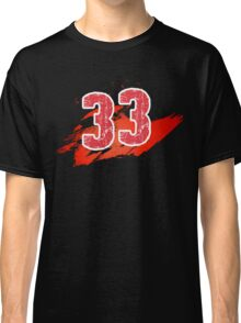 Number 33 Classic T-Shirt