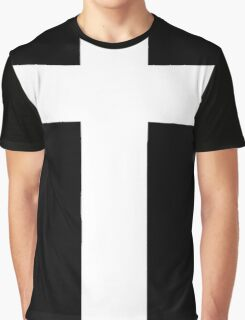Cross (Faithful to God) [dark] Graphic T-Shirt