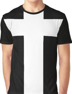 Cross (Faithful to God) [dark] Graphic T-Shirt