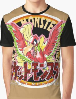 Pokemon Returns: Gold Graphic T-Shirt