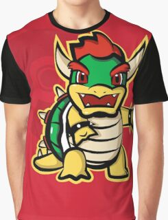 Bowtle Graphic T-Shirt